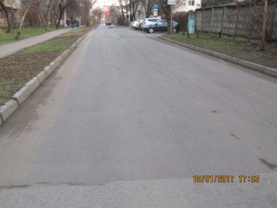 г.Краснодар ул.Рашпилевская (проезжая часть более 2700м2)